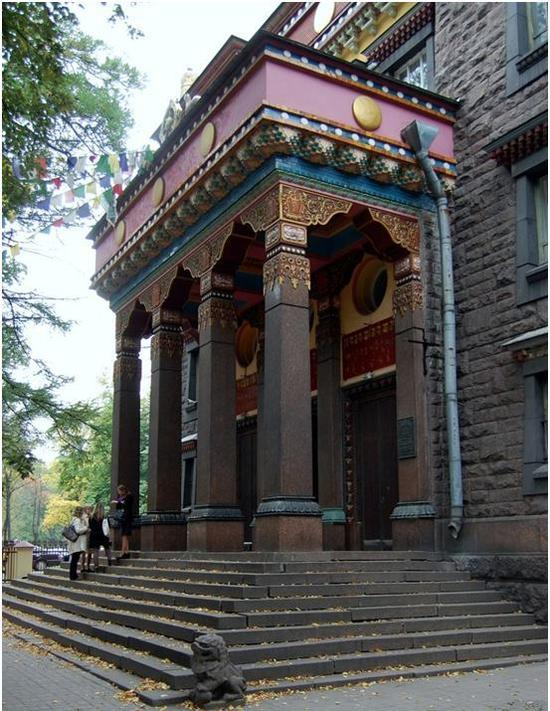 Буддийский храм Дацан