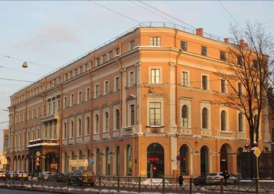Дом В.А. Вонлярлярского