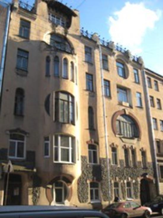 Дом Ф.Ф. Лумберга