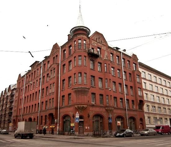 Дом К.К. Шмидта