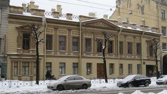 Особняк А.С. Юрьевича