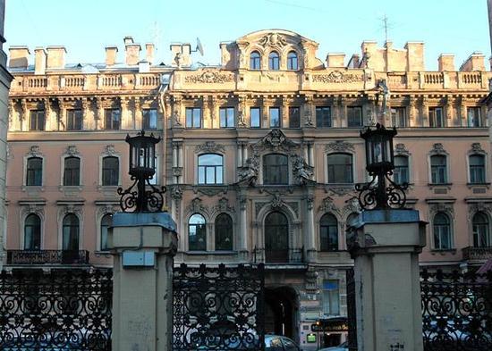 Дом М.Б. Баструевой