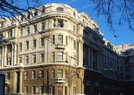Дом Петроградского товарищества постоянных квартир