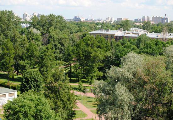 Вяземский сад