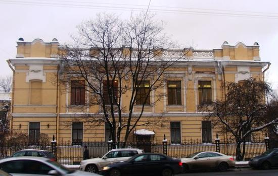 Ансамбль Николаевской академии Генерального штаба