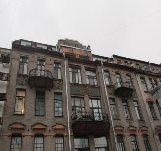 Дом Г.А. Хреновой