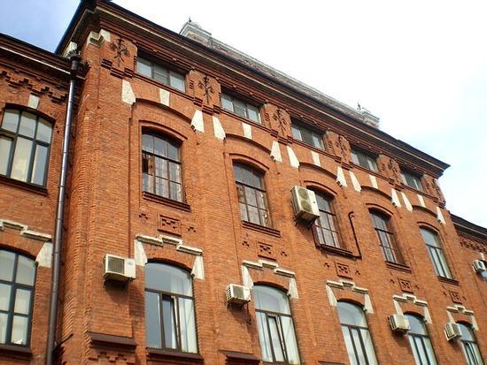 Конторский корпус Николаевского вокзала