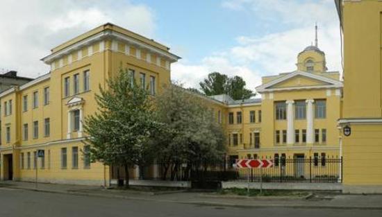 Императорская Николаевская детская больница