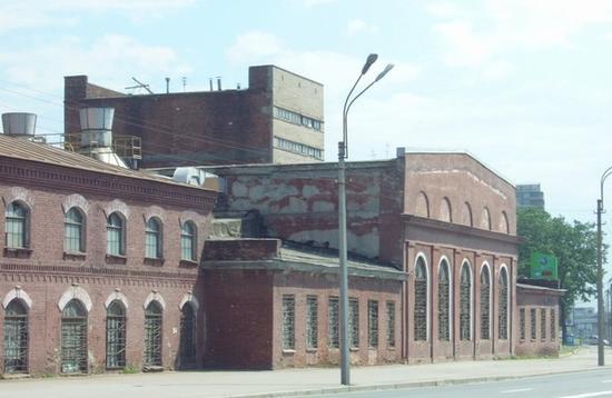 Комплекс построек Бумажной фабрики Варгуниных