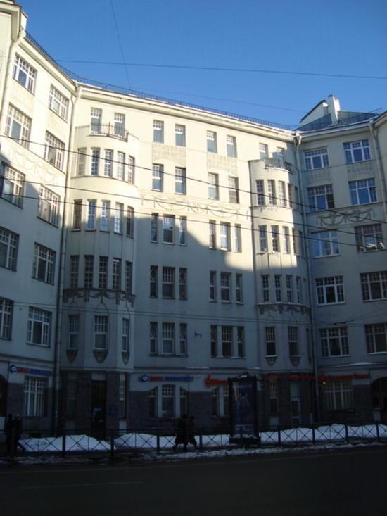 Доходный дом К.М. Соколовского