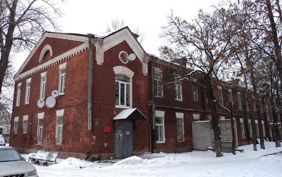 Артиллерийская лаборатория (Петербургский окружной склад огнестрельных припасов)