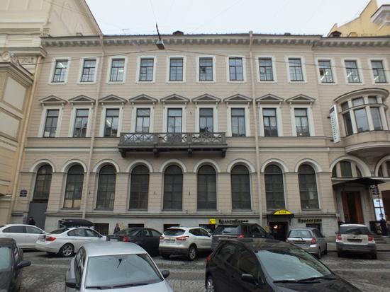 Здание Академического драматического театра им. В. Ф. Комиссаржевской